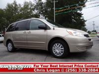 This is one Sharp Toyota Sienna and at a Great Value!!
