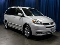 Clean Carfax Minivan with 3rd Row Seats!  Options: