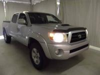 2005 Toyota Tacoma, it's a great bargain! Double cab
