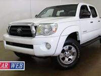 2005 Toyota Tacoma Double Cab 4x4 V6 with
