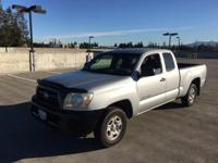Options:  2005 Toyota Tacoma Base 4Dr Access Cab Rwd