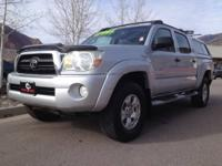 2005 Toyota Tacoma Crew Cab Pickup - Short Bed Our