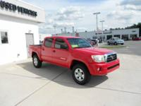 With a price tag at $16,998.00 this 2005 Toyota Tacoma