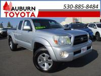 TRD SPORT PACKAGE, TOWING PACKAGE, CRUISE CONTROL! This
