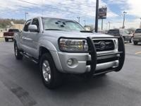 Options:  2005 Toyota Tacoma Double 141 Prerunner