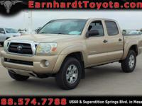 We are happy to offer you this 2005 Toyota Tacoma