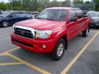 CARFAX 1-Owner, LOW MILES - 46,149! Tacoma trim. EPA 21