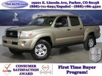 **** JUST IN FOLKS! THIS 2005 TOYOTA TACOMA TRD OFF