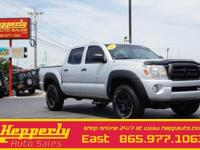 This 2005 Toyota Tacoma in Silver Streak Mica features.