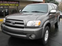 2005 Toyota Tundra Access Cab V8 SR5 4x4 with 93 K