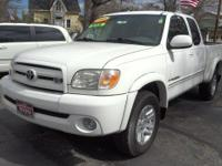 Look at this 2005 Toyota Tundra Ltd. Its Automatic