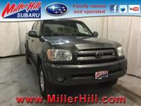 2005 Toyota Tundra Limited 4 dr Double Cab 4.7L V8