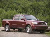 2005 Toyota Tundra SR5  Options:  16 X 7 Styled Steel