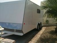 2005 Trail Boss Enclosed Trailer --- $5350 obo -- NO
