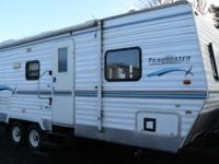 2005 Trailblazer 25bs by Komfort This is a nice light