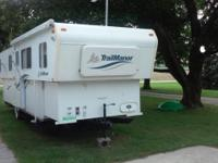 2005 TrailManor 3124KS, Can be pulled by an SUV or Mini