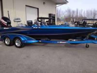 2005 Triton Boats TR-21X PDC One owner with low hours A