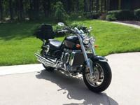 2005 Triumph Rocket III 2300cc cruiser @150hpIf you are