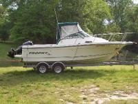 Boat Type: Power What Type: Walkaround Year: 2005 Make: