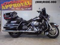 2005 Used Harley Davidson Ultra Classic Electra Glide