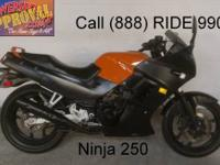 2005 Used Kawasaki Ninja 250 For Sale-U1197 only