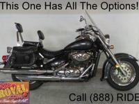 2005 used Suzuki Boulevard C50T for sale - with only
