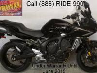 2005 used Yamaha FZ6 motorcycle for sale - only $3,599!