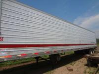 2005 Utility 53ft Reefer w/ Thermo King SB 210 unit for