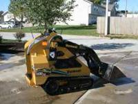 2005 Vermeer s600TX Mini Skid Loader for sale Comes