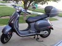 2005 Vespa Grandturismo 200L in GREAT condition with