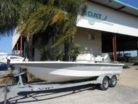 Description Bay Stealth 2180 Honda 150hp 4-Stroke/NICE!