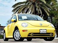 Look at this 2005 Volkswagen new Beetle Coupe GLS. It