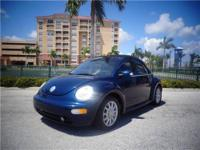 2005 Volkswagen New Beetle Convertible 2 Door