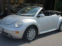 2005 Volkswagen New Beetle Convertible 2dr Car GLS Our