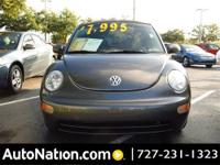 2005 Volkswagen New Beetle Convertible Our Location is: