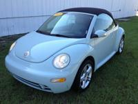 You can find this 2005 Volkswagen New Beetle