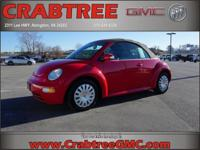 Options:  2005 Volkswagen New Beetle Gl|Gl 2Dr
