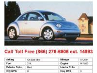 2005 Volkswagen NewBeetle GLS1.8T 2dr Hatchback