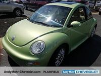 Volkswagen Beetle  Clean CARFAX.  **Accident Free