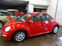 2005 Volkswagen Beetle TDI Diesel 5 Speed Manual 127XXX