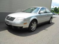 2005 Volkswagen Passat! A very CLEAN used car! It has