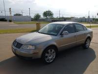 2005 VW PASSAT 1.8 TURBO.ALL POWER.FULLY LOADED.GOLD ON