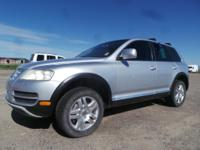 Options:  2005 Volkswagen Touareg V8|Siver|190|349