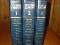 Like new, never used. Great reference books for home