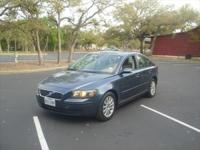 2005 Volvo S40 Automatic 135k miles Fully loaded