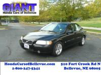 This outstanding example of a 2005 Volvo S60