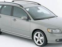 The 2005 Volvo V50 is an all-new wagon from Volvo. It
