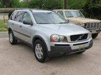 (512) 948-3430 ext.906 This 2005 XC90 is priced in