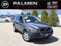 Gray 2005 Volvo XC90 T6 AWD 4-Speed Automatic with