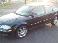 I have a 2005 VW Passat 1.8t for sale. It has 119,000